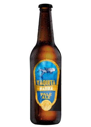 Cerveza Pale Ale Vaquita Marina de Cervecería Wendlandt