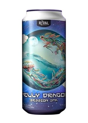 Cerveza Jelly Dragon de Rival