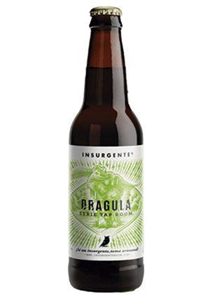 Cerveza Dragula de Cervecería Insurgente