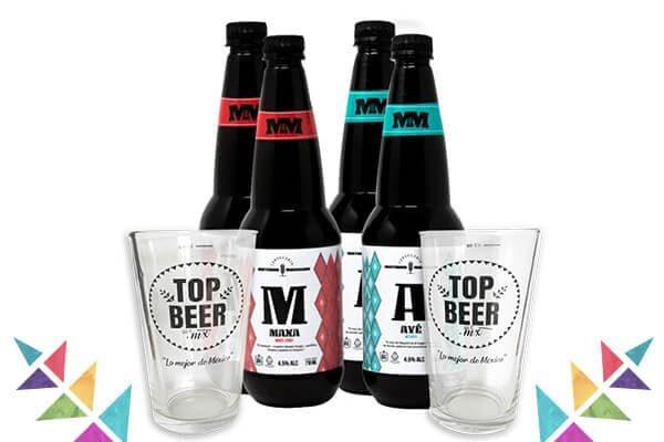 Top Beer MX Marakame Pack