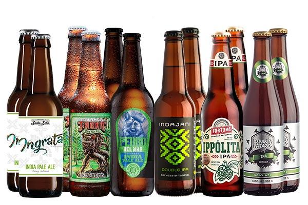 IPA Pack en Tob Beer MX