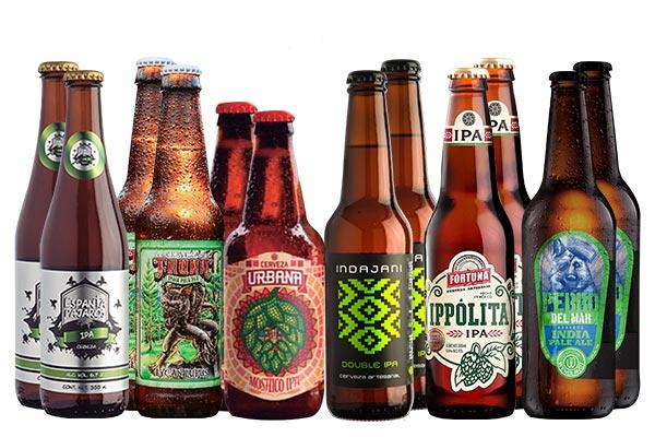 Top Beer MX IPA Pack