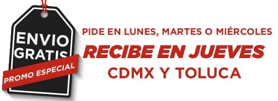 Promo TopBeer MX. Pide en lunes. martes o miercoles y recibe jueves en CDMX y Toluca. Envio Gratis!
