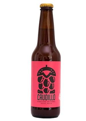 Cerveza Caudillo Guayaba IPA