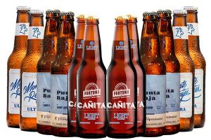 Light Pack de Top Beer MX