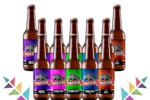 Puerco Salvaje Pack en Top Beer MX