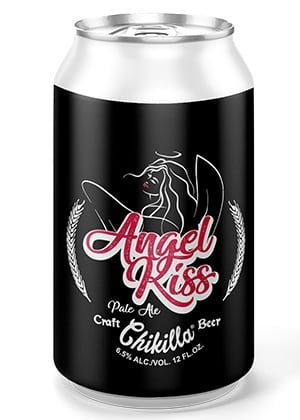 Cerveza Artesanal Angel Kiss en Top Beer MX