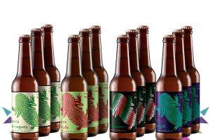 12 Pack de Cervecería Monstruo. Envío a domicilio