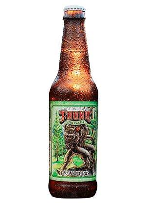 Lycan Lupus, cerveza IPA de Cervecería Fauna