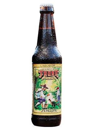 Cerveza Porter Penélope de cervecería Fauna