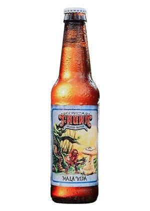 Cerveza Mala Vida de Cervecería Fauna