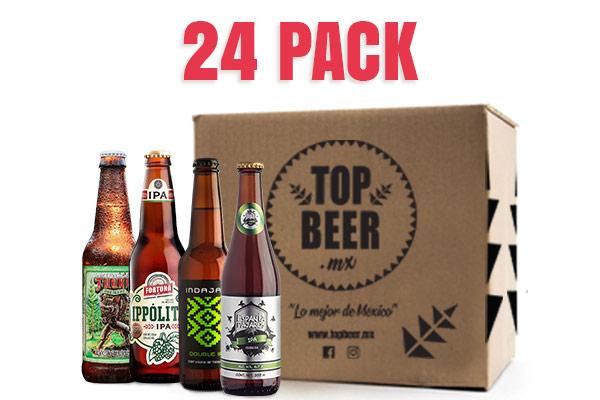 Pack de 24 cervezas IPA