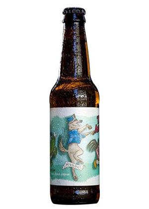Cerveza tres amigos de cervecería Wendlandt, Fauna e Insurgente