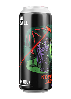 cerveza Novus Ordo Lupulum. NEIPA con entrega a domicilio