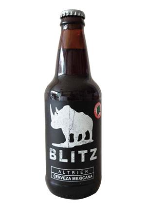 Cerveza Artesanal Blitz, Altbier Ale
