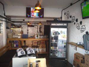 Top Beer Bar Condesa. Restaurante Bar de cervezas artesanales y mezcal