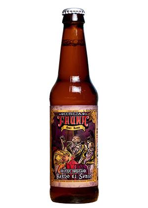 Cerveza Lager Bardo Sabio de Cervecería Fauna