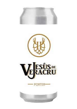 Cerveza Artesanal Jesus de Veracru
