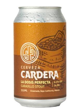 La Dosis Perfecta. Cerveza Artesanal Carajillo Stout